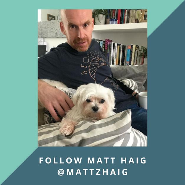 Follow: Matt Haig