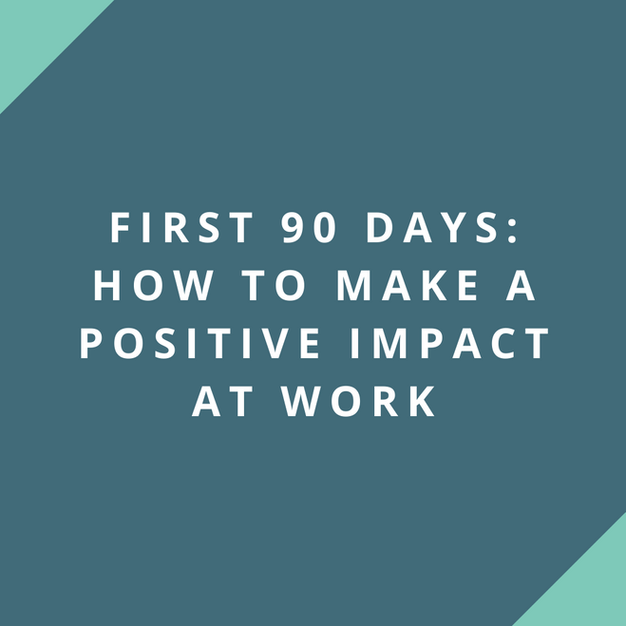 Article: How to Make a Positive Impact at Work