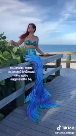 Advice from a Mermaid!