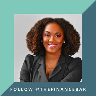 Follow: Marsha Barnes and @TheFinanceBar