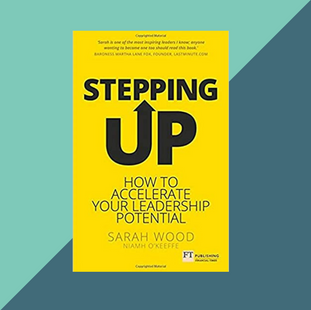 Book: Stepping Up by Niamh O'Keeffe and Sarah Wood