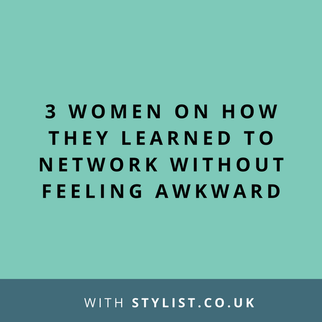 Article: How three women learned to network