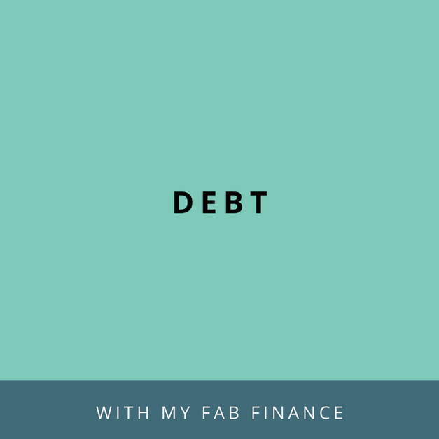 Debt with My Fab Finance
