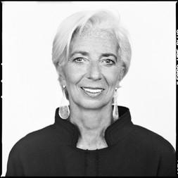 Christine Lagarde, Managing Director, International Monetary Fund