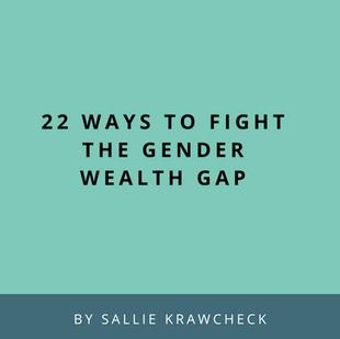 Article: The Gender Wealth Gap