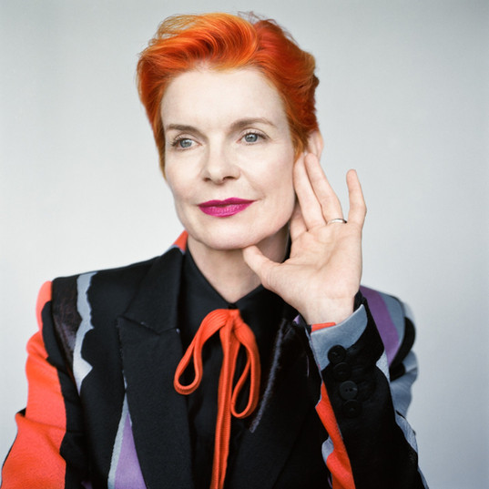 OBE Sandy Powell, Academy Award-winning costume designer