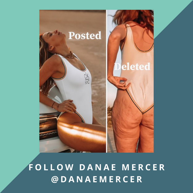 Follow: Danae Mercer