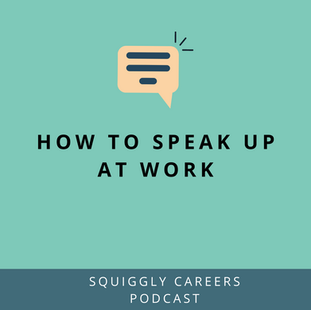 Podcast: 165: How to speak up at work with Megan Reitz