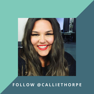 Follow: Callie Thorpe