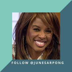 Follow: June Sarpong OBE
