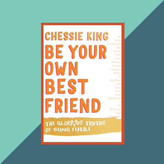 Book: Be Your Own Best Friend by Chessie King