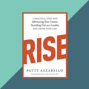 Book: Rise by Patty Azzarello