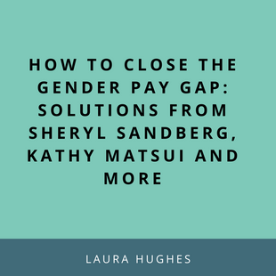 Article: How to Close the Gender Pay Gap