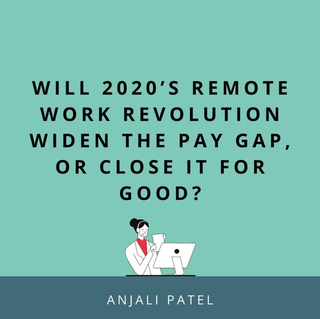 Article: 2020's Remote Work Revolution