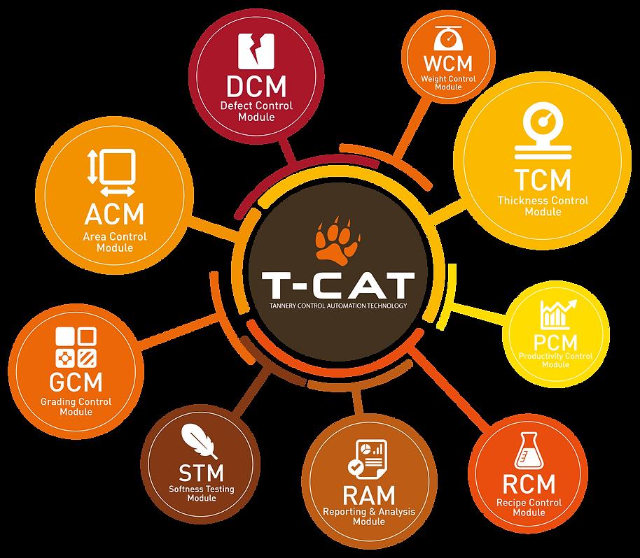 t-cat system