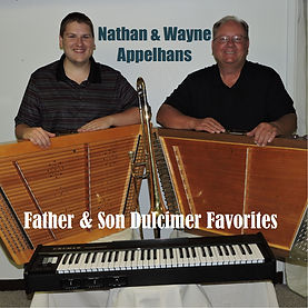 Father & Son Dulcimer Favorites Front NE