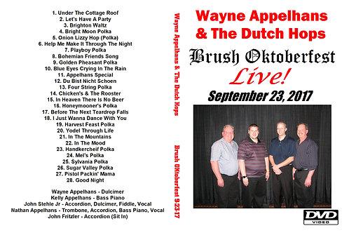 Brush Oktoberfest Live DVD