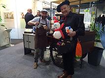 Gaukler Dalli mit Max von www.pressoway.de