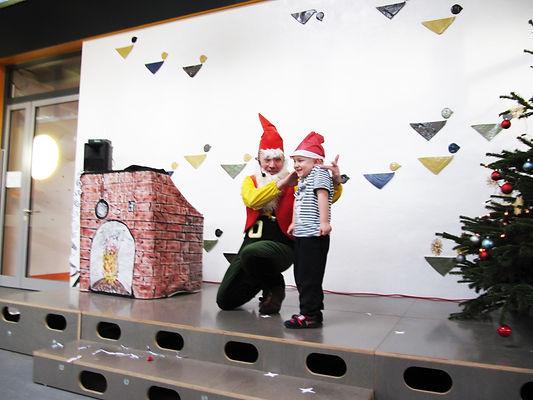 Dalli zu Weihnachten in Kita, Schule oder Hort