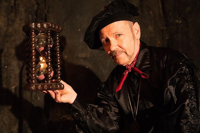 professionelle Zauberkunst zwischen den Zeiten