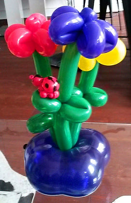 kleine Ballon-Geschenke erhalten die Freundschaft