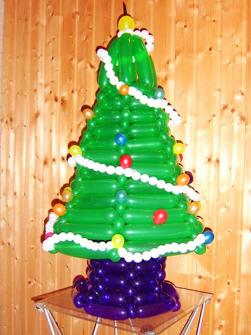 Weihnachtsbaum mal anders...