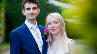 Faye and Dan - County Hall, Kingston