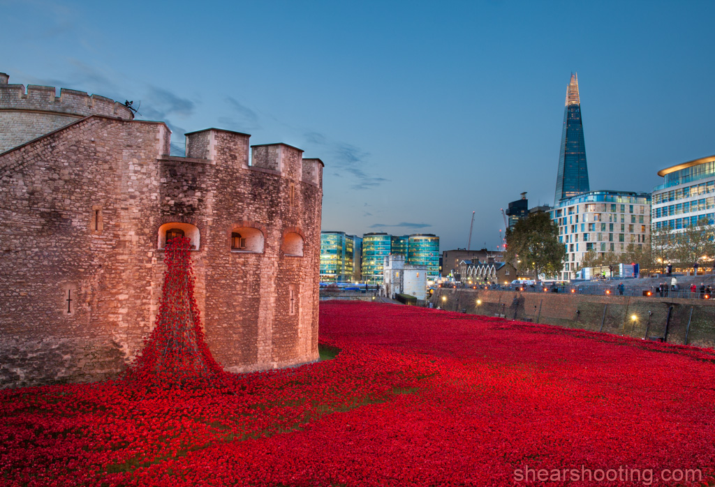 Tower of London in Remembrance