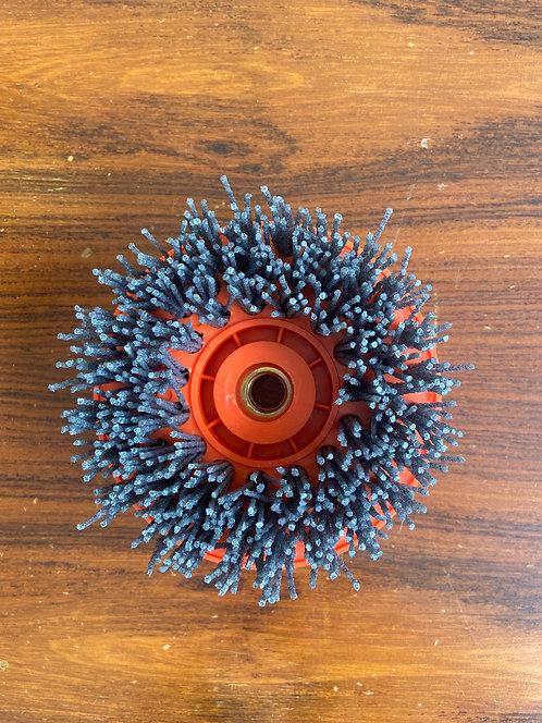 Escova para Limpeza 110mm encaixe caracol/Liso com Rosca M14