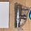 Thumbnail: Registro Angular de metal cromado (manopla)