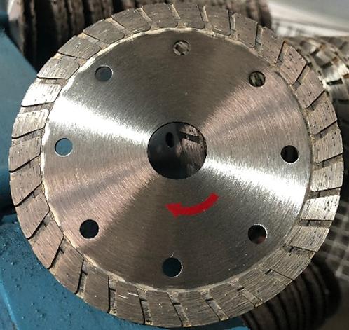 Disco de corte Turbo