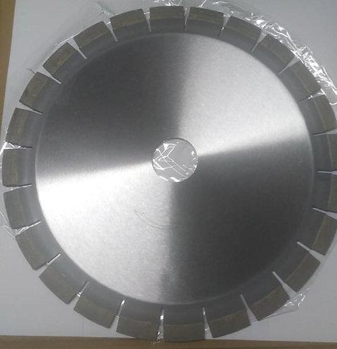Disco de corte silencioso 350mm Double T para Mármore e Granito