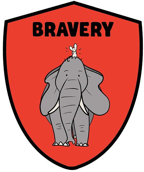 Bravery Patch
