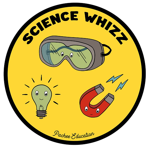 Science Whizz Patch