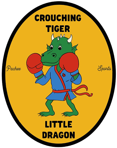 Crouching Tiger Patch