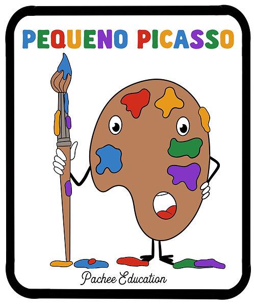 Pequeno Picasso Patch