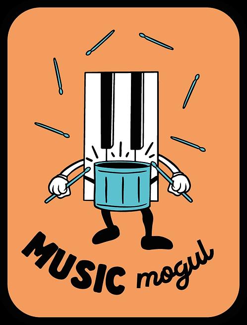 Music Mogul Patch