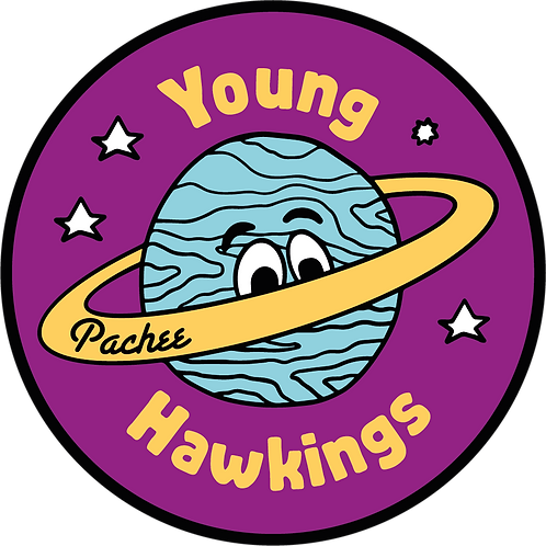 Young Hawkings Patch