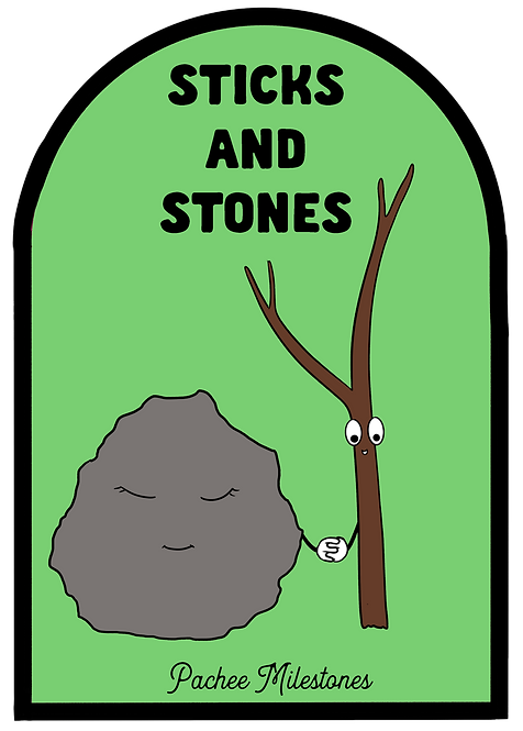 Stick and Stones Patch