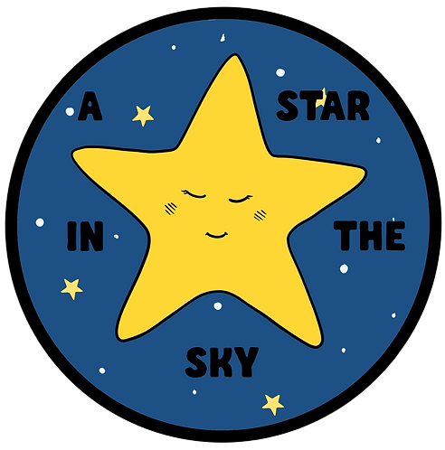 Star in The Sky Patch