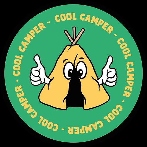 Cool Camper Patch