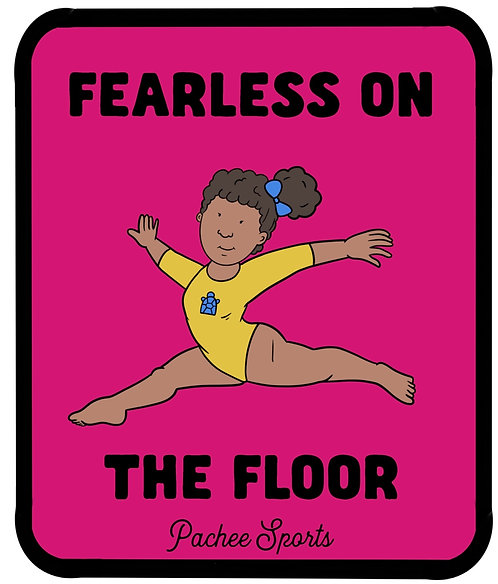 Fearless on The Floor Patch