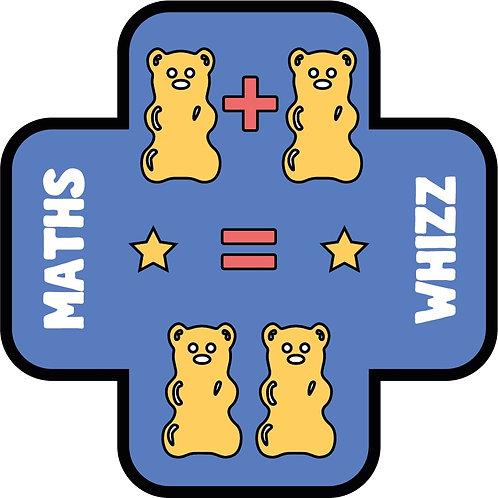 Maths Whizz Patch