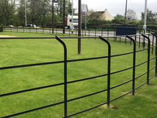 HSF Estate Railings Installed In 2020