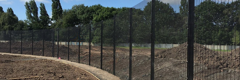 Gates Wallbank Fencing Ltd High Security Fencing