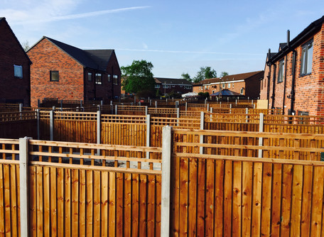 The importance of having a new fence when selling your property
