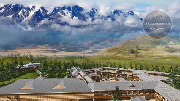 Art & Cultural Center -Himachal Pradesh