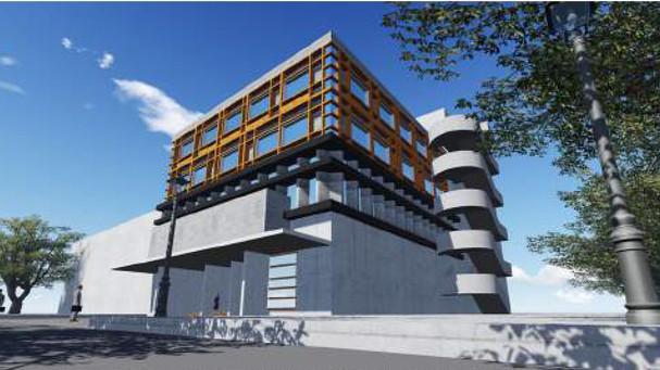 Extension of Department of Tourism Panjab University