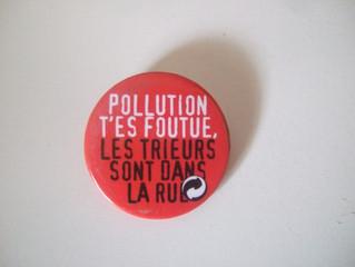 Les badges écolos