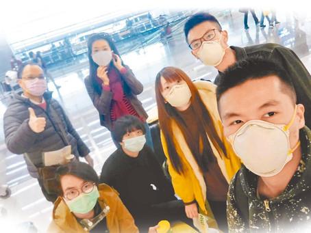 到台灣讀書就業的香港學生人數暴增